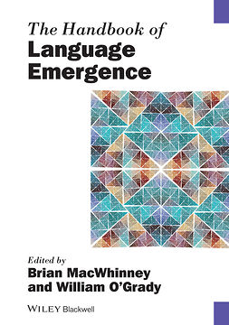 MacWhinney, Brian - The Handbook of Language Emergence, ebook