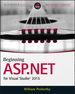 Penberthy, William - Beginning ASP.NET for Visual Studio 2015, ebook