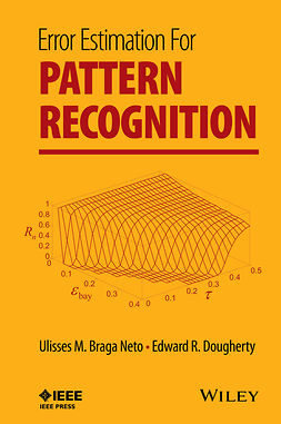 Dougherty, Edward R. - Error Estimation for Pattern Recognition, ebook