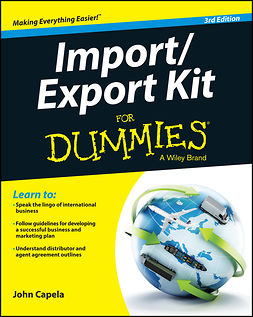 Capela, John J. - Import/Export Kit For Dummies, ebook