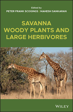 Sankaran, Mahesh - Savanna Woody Plants and Large Herbivores, e-bok