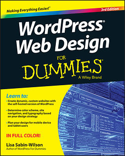 Sabin-Wilson, Lisa - WordPress Web Design For Dummies, ebook