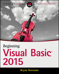 Newsome, Bryan - Beginning Visual Basic 2015, ebook