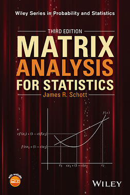 Schott, James R. - Matrix Analysis for Statistics, ebook