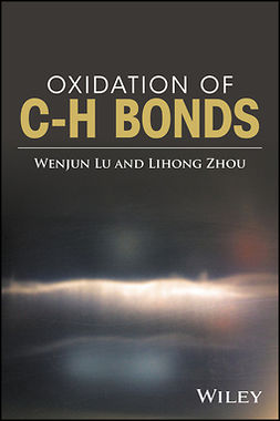 Lu, Wenjun - Oxidation of C-H Bonds, ebook