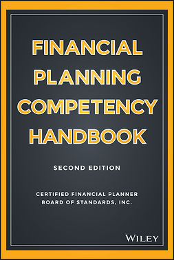 - Financial Planning Competency Handbook, ebook