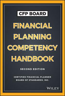 - CFP Board Financial Planning Competency Handbook, e-bok