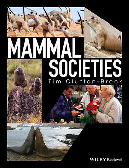 Clutton-Brock, Tim - Mammal Societies, e-kirja