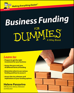 Panzarino, Helene - Business Funding For Dummies, e-bok