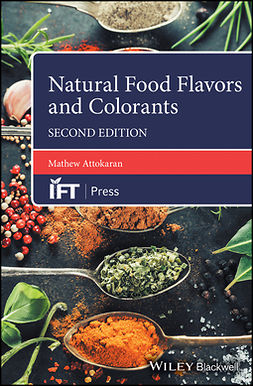 Attokaran, Mathew - Natural Food Flavors and Colorants, ebook