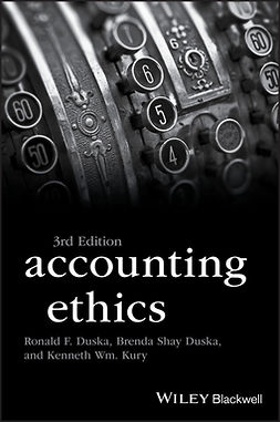 Duska, Brenda Shay - Accounting Ethics, e-bok