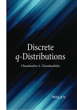 Charalambides, Charalambos A. - Discrete q-Distributions, ebook