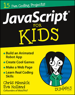 Holland, Eva - JavaScript For Kids For Dummies, e-kirja