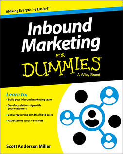Miller, Scott Anderson - Inbound Marketing For Dummies, ebook