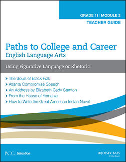 - English Language Arts, Grade 11 Module 2: Using Figurative Language or Rhetoric, Teacher Guide, ebook