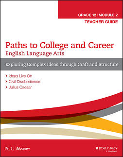 - English Language Arts, Grade 12 Module 2: Exploring Complex Ideas through Craft and Structure, Teacher Guide, ebook