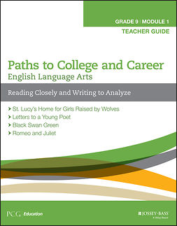 - English Language Arts, Grade 9 Module 1: Reading Closely and Writing to Analyze: Teacher Guide, ebook