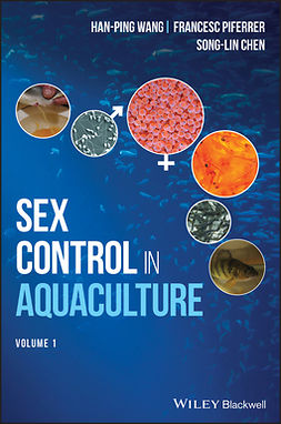 Chen, Songlin - Sex Control in Aquaculture, e-kirja