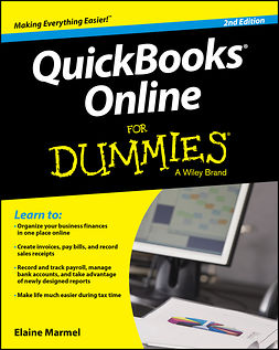Marmel, Elaine - QuickBooks Online For Dummies, e-kirja