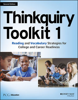 - Thinkquiry Toolkit 1: Reading and Vocabulary Strategies for College and Career Readiness, e-kirja