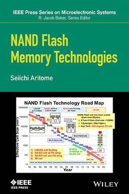 Aritome, Seiichi - NAND Flash Memory Technologies, e-bok
