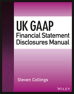 Collings, Steven - UK GAAP Financial Statement Disclosures Manual, ebook