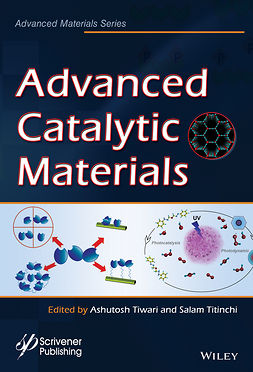 Titinchi, Salam - Advanced Catalytic Materials, e-bok
