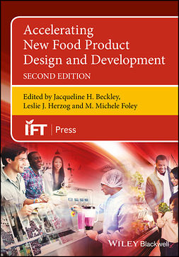 Beckley, Jacqueline H. - Accelerating New Food Product Design and Development, e-bok