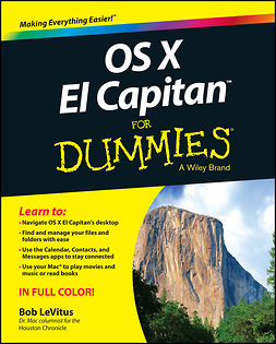 LeVitus, Bob - OS X El Capitan For Dummies, ebook