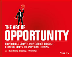 Lee, Parker - The Art of Opportunity: How to Build Growth and Ventures Through Strategic Innovation and Visual Thinking, e-kirja