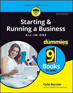 Barrow, Colin - Starting and Running a Business All-in-One For Dummies, e-bok
