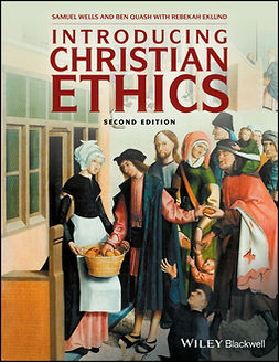 Eklund, Rebekah - Introducing Christian Ethics, e-bok