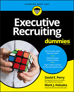 Haluska, Mark J. - Executive Recruiting For Dummies, ebook
