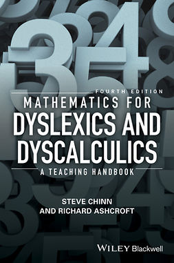 Ashcroft, Richard Edmund - Mathematics for Dyslexics and Dyscalculics: A Teaching Handbook, e-bok