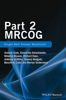 Balachandar, Chandrika - Part 2 MRCOG: Single Best Answers questions, ebook