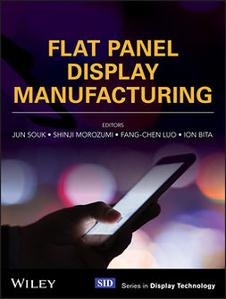 Bita, Ion - Flat Panel Display Manufacturing, ebook