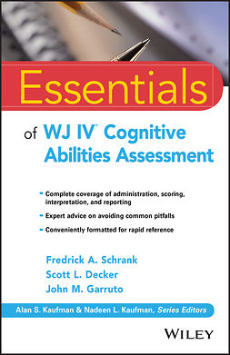 Decker, Scott L. - Essentials of WJ IV Cognitive Abilities Assessment, ebook