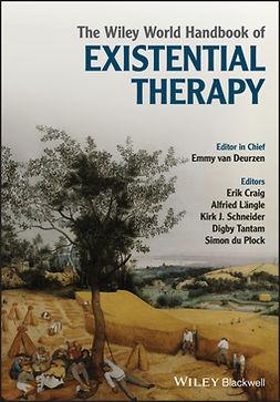 Deurzen, Emmy van - The Wiley World Handbook of Existential Therapy, ebook
