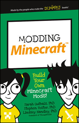 Foster, Stephen - Modding Minecraft, ebook