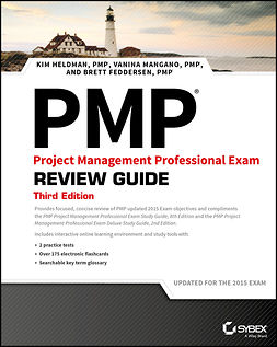Feddersen, Brett - PMP Project Management Professional Review Guide: Updated for the 2015 Exam, e-bok