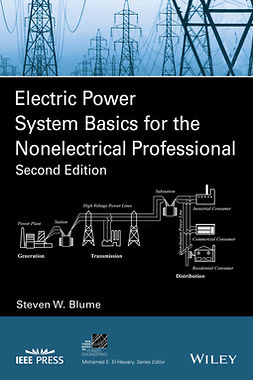 Blume, Steven W. - Electric Power System Basics for the Nonelectrical Professional, ebook