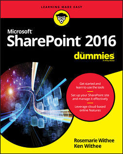 Withee, Ken - SharePoint 2016 For Dummies, ebook