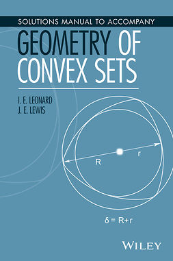 Leonard, I. E. - Solutions Manual to Accompany Geometry of Convex Sets, ebook
