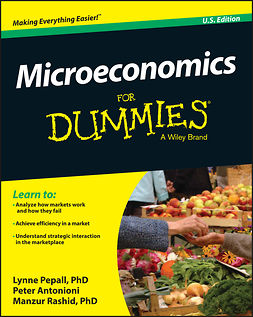 Antonioni, Peter - Microeconomics For Dummies, e-bok