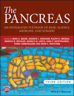 Beger, Hans G. - The Pancreas: An Integrated Textbook of Basic Science, Medicine, and Surgery, e-kirja