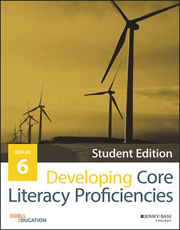 - Developing Core Literacy Proficiencies, Grade 6, ebook