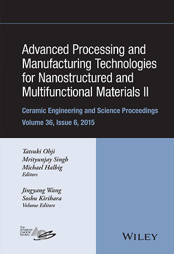 Halbig, Michael - Advanced Processing and Manufacturing Technologies for Nanostructured and Multifunctional Materials II: CESP Volume 35 Issue 6, e-kirja