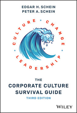 Schein, Edgar H. - The Corporate Culture Survival Guide, ebook