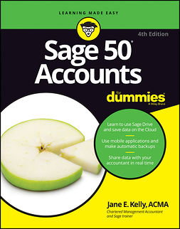 Kelly, Jane E. - Sage 50 Accounts For Dummies, ebook