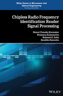 Azim, Rubayet E. - Chipless Radio Frequency Identification Reader Signal Processing, ebook